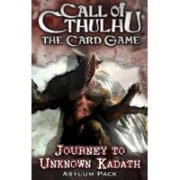 Call of Cthulhu LCG - Journey to Unknown Kadath Asylum Pack