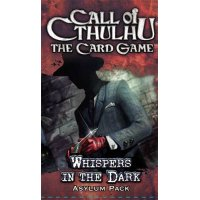 Call of Cthulhu LCG - Whispers in the Dark Asylum Pack
