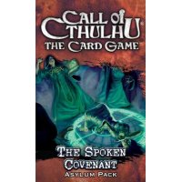 Call of Cthulhu LCG - The Spoken Covenant Asylum Pack