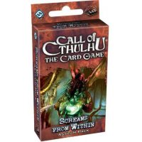 Call of Cthulhu LCG - Screams from Within Asylum Pack