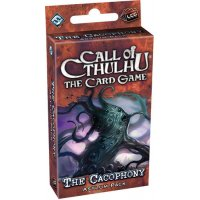 Call of Cthulhu LCG - The Cacophony Asylum Pack
