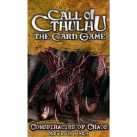 Call of Cthulhu LCG - Conspiracies of Chaos Asylum Pack