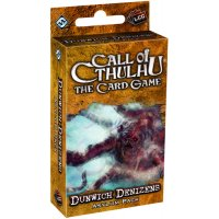 Call of Cthulhu LCG - Dunwich Denizens Asylum Pack