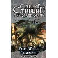 Call of Cthulhu LCG - That Which Consumes Asylum Pack
