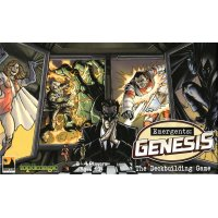 Emergents: Genesis – The Deckbuilding Game