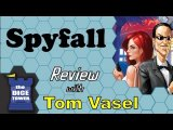 Spyfall Review - with Tom Vasel
