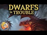 Spiel 2015 demo of Dwarfs in Trouble from publisher Hex Games