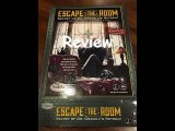 Nerd E Reviews Escape the Room: Secret of Dr. Gravely's Retreat