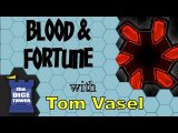 Dice Tower Reviews: Blood & Fortune