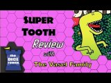 Dice Tower Reviews: Super Tooth