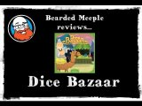 Bearded Meeple reviews Dice Bazaar