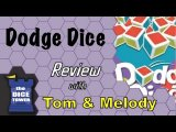 Dice Tower Reviews: Dodge Dice