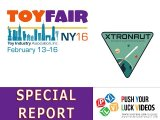 Push Your Luck Video #108: Xtronaut - NY Toy Fair 2016