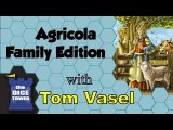 Agricola: Family Edition Review - with Tom Vasel
