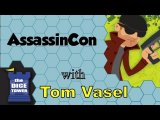 AssassinCon Review - with Tom Vasel