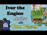 Dice Tower Reviews: Ivor the Engine