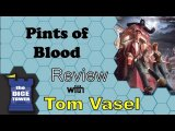 Dice Tower Reviews: Pints of Blood
