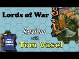 Dice Tower Reviews: Lords of War