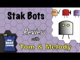 Dice Tower Reviews: Stak Bots