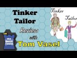 Dice Tower Reviews: Tinker Tailor
