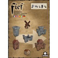 Fief - France 1429  Buildings Set