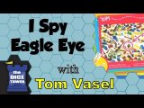 I Spy Eagle Eye Review - with Tom Vasel