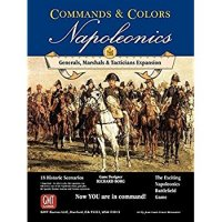 Commands & Colors: Napoleonics Expansion #5 – Generals, Marshals, Tacticians Expansion