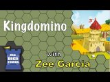 Kingdomino Review - with Zee Garcia