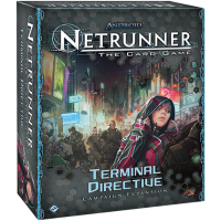 Android: Netrunner — Terminal Directive Campaign Expansion