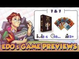Edo's 7 & 7 Card Game Review (KS Preview)