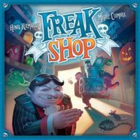Жуткая Лавка / Freak Shop | Tesera