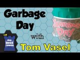 Dice Tower Reviews: Garbage Day