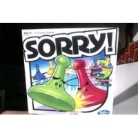 Sorry! with Fire & Ice Power-ups