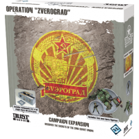 Dust Tactics: Operation Zverograd Campaign Expansion