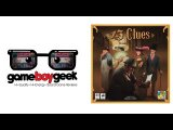 The Game Boy Geek Reviews 13 Clues