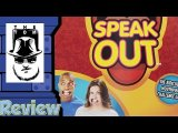 Speak Out Review - with Tom Vasel
