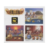 DICE TOWER TILES PROMO FOR KEMET