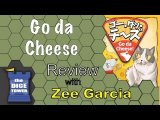 The Dice Tower reviews Go da Cheese!