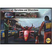 Race! Formula 90: Expansion #2 – Barcelona and Silverstone