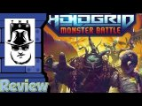 Hologrid: Monster Battle Review - with Tom Vasel