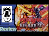 Marvel Dice Masters Iron Man and War Machine Starter Set Review - with Tom Vasel