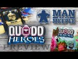 Quodd Heroes Review by Man Vs Meeple