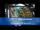 Conquest of Speros Review - TIETS Informational - TI #39