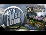 Thunderstone Quest First Look by Man Vs Meeple