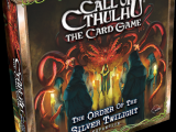 "игра ""Call of Cthulhu: The Order of the Silver Twilight"": Макет коробки"