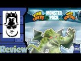King of Tokyo: Cthulu Monster Pack Review - with Tom Vasel