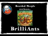 Bearded Meeple reviews BrilliAnts