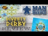 Divinity Derby Review by Man Vs Meeple