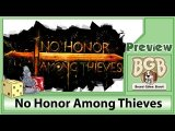 Board Game Brawl PREVIEWS - No Honor Among Thieves