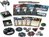 "игра ""Star Wars: X-Wing Miniatures Game — TIE Aggressor Expansion Pack"": комплектация"